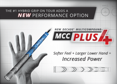The #1 Hybrid Grip On Tour Adds A New Performance Option