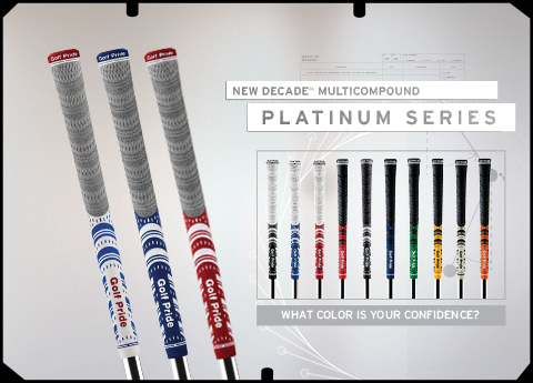 New Decade™ Multicompound Platinum Series - What Color is Your Confidence