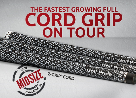 The Fastest Growing Full Cord Grip On Tour
